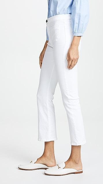 Current/Elliott The Ultra Waist Kick Jeans