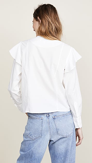 Current/Elliott The Asley Shirt