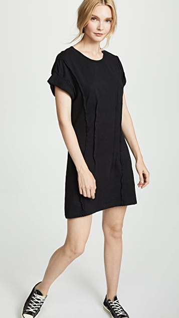 Current/Elliott The Pintucked Dress