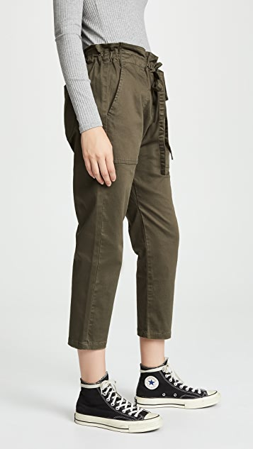 Current/Elliott The Tabloid Pants
