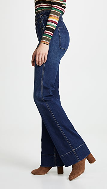 Current/Elliott The Maritime Pants