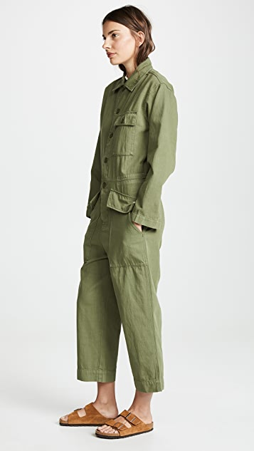 Current/Elliott The Richland Coveralls