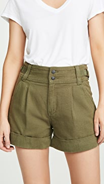 The Relaxed Army Shorts