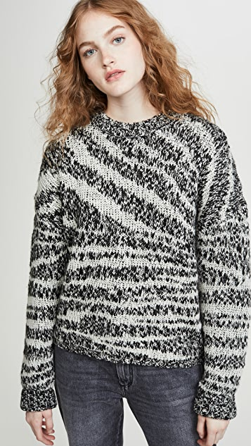 Current/Elliott The Cybill Sweater