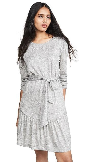 Current/Elliott The Crystal Long Sleeve Dress