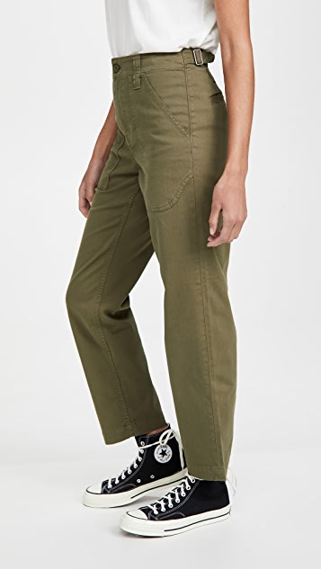 Current/Elliott The Mechanic Millie Trousers