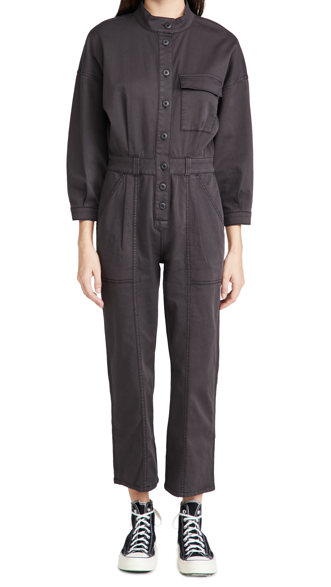 Current/Elliott The Meta Coveralls