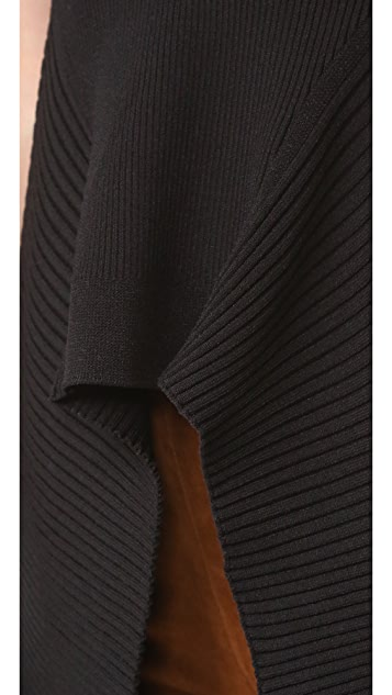 Cushnie Et Ochs Sleeveless Knit Top