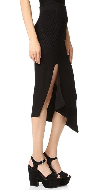 Cushnie Et Ochs Knit Pencil Skirt