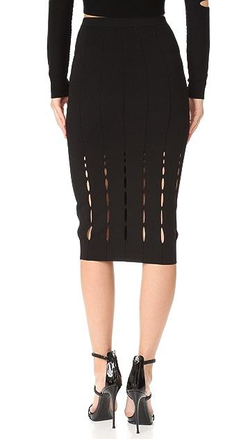 Cushnie Et Ochs Knit Skirt