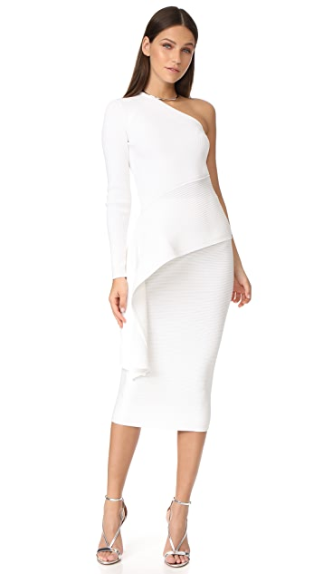 Cushnie Fitted Midi Skirt | SHOPBOP