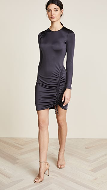 Cushnie Elora Drawstring Dress