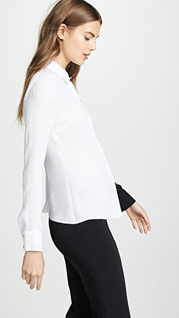Cushnie Et Ochs Button Down Blouse