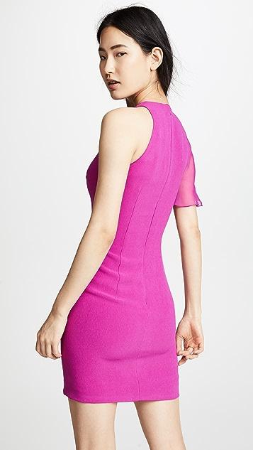 Cushnie Mini Dress with Cutout