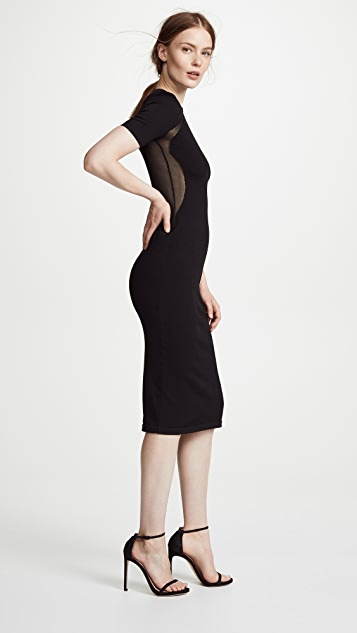 Dress With Sheer Cutout by Cushnie Et Ochs