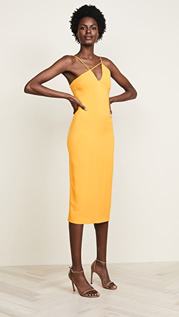 Strappy Pencil Dress by Cushnie Et Ochs