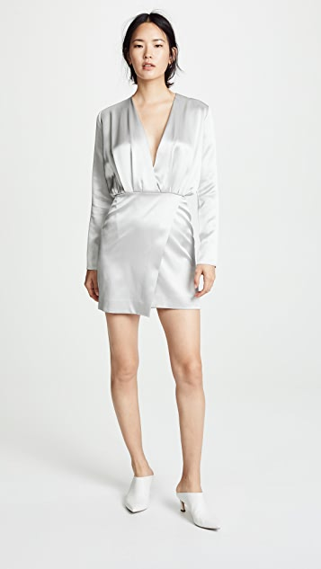 12e0ef1a547 Cushnie Long Sleeve Mini Dress | SHOPBOP