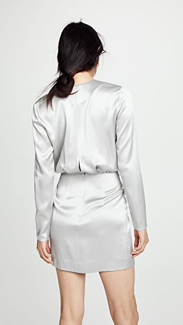 Cushnie Long Sleeve Mini Dress