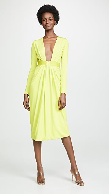 7b02e168e3a Cushnie Long Sleeve Dress | SHOPBOP
