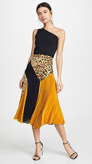 Cushnie High Waisted Midi Skirt