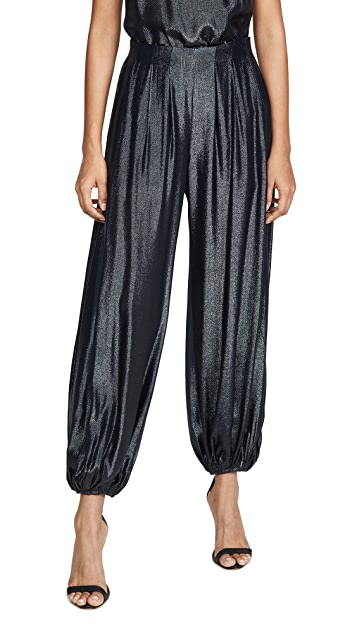 Cushnie High Waisted Harem Pants
