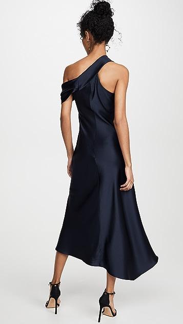 Cushnie 层叠裙身露肩衬裙