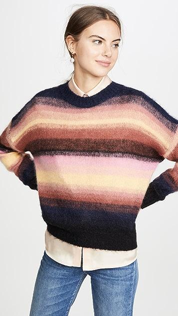 custommade Пуловер из мохера Gina