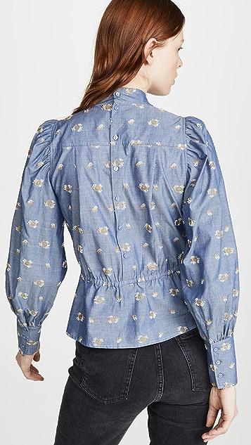 定制 Augusta 女式衬衫