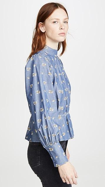 custommade Augusta 女式衬衫
