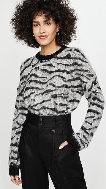 定制 Gina 毛衣