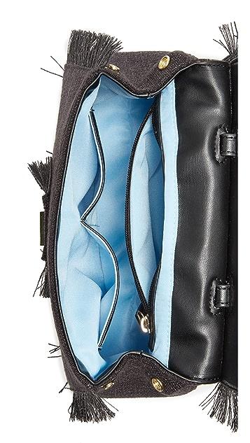 Cynthia Rowley Небольшая сумка-портфель Hudson