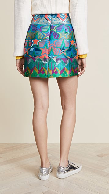 Cynthia Rowley Monte Carlo Miniskirt