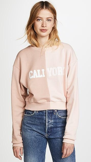 Cynthia Rowley Cali York Sweatshirt