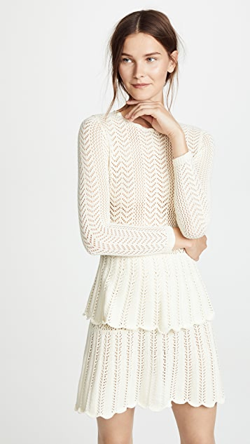 Riley Sweater Knit Dress by Cynthia Rowley