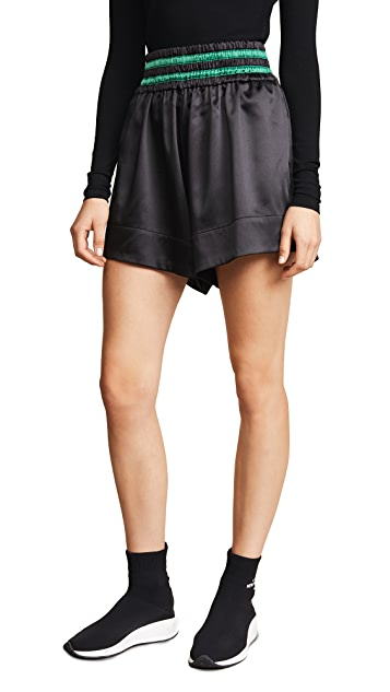 Cynthia Rowley Knockout Boxer Shorts