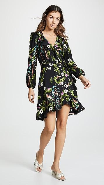 Cynthia Rowley Платье-халат Malibu