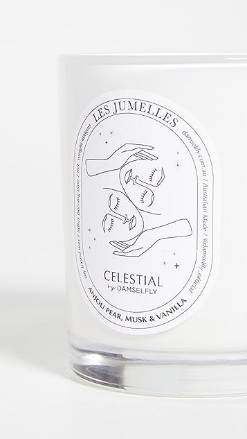 Damselfly Les Jumelles 蜡烛