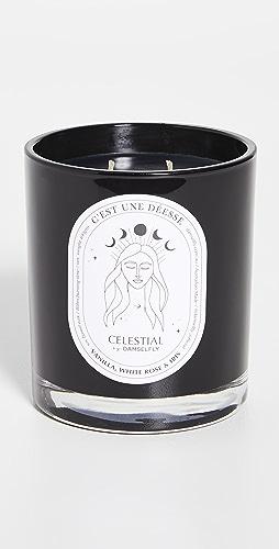 Damselfly - Soleil Et Lune 蜡烛
