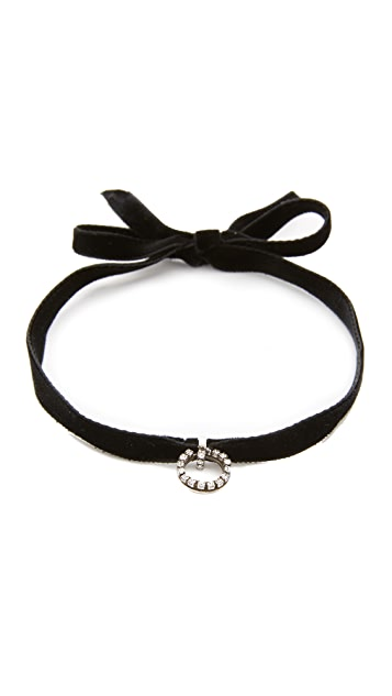 DANNIJO Vix Choker Necklace
