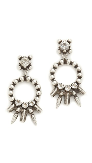 DANNIJO Venus Earrings