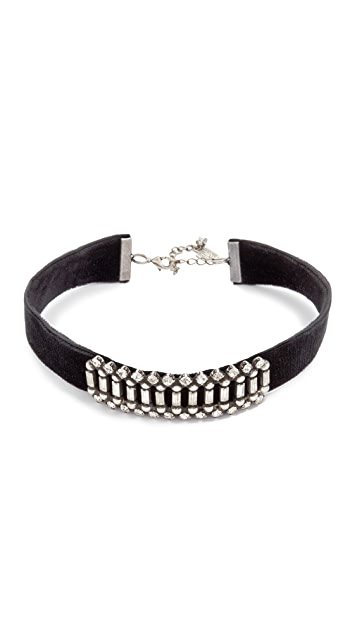 DANNIJO Wren Choker Necklace
