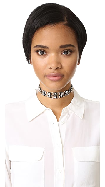 DANNIJO Roxi Choker Necklace