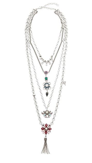 DANNIJO Emerie Layered Necklace