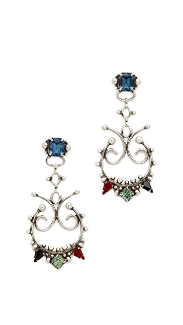 DANNIJO Adelyn Earrings
