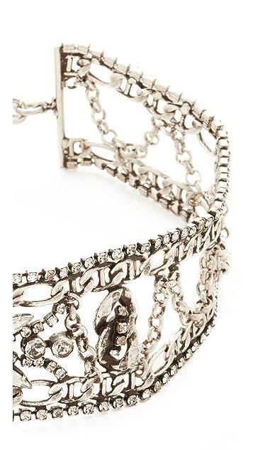 DANNIJO Galen Choker Necklace
