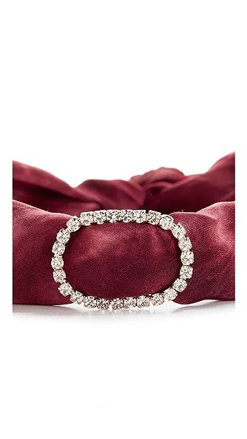 DANNIJO Bardot Choker Necklace
