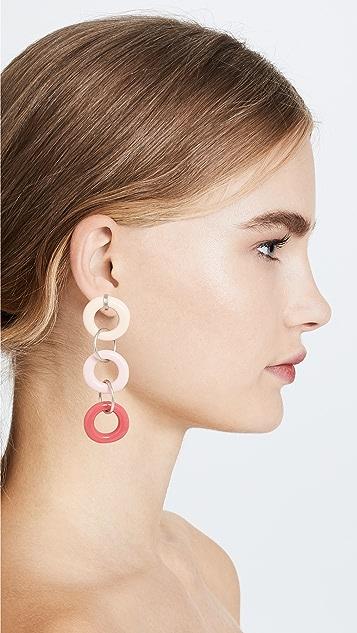 DANNIJO Lilian Earrings
