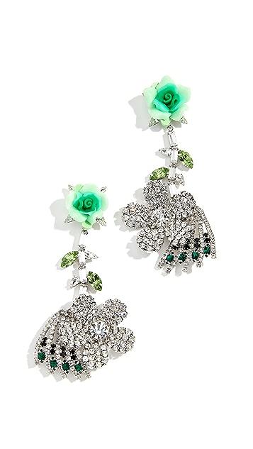 DANNIJO Begonia Earrings