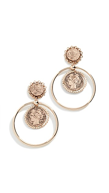 DANNIJO Nia Earrings