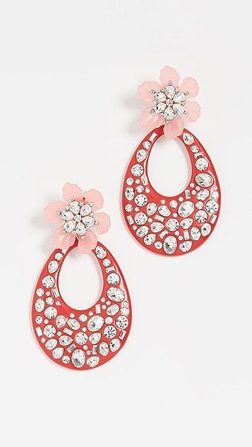 DANNIJO Blossom Earrings